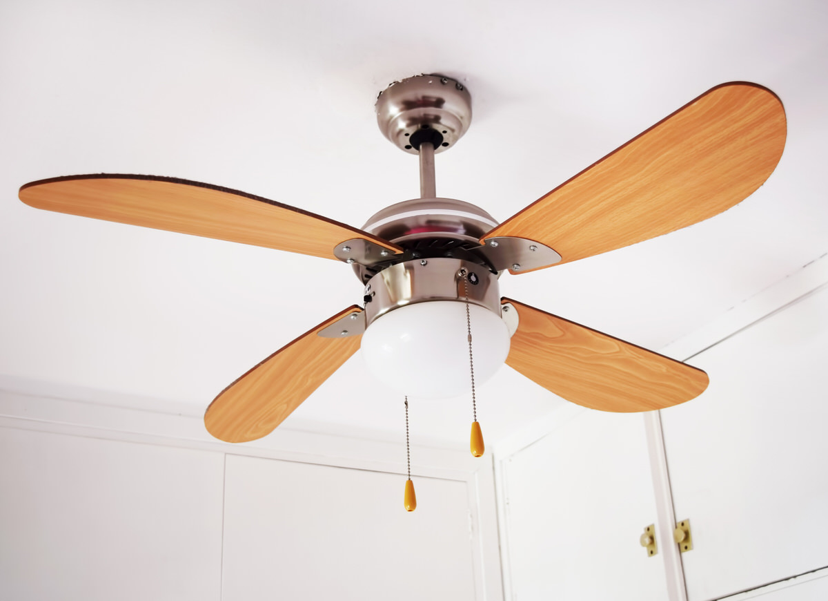 Chicago Apartments, Ceiling Fan Cleaning Tips