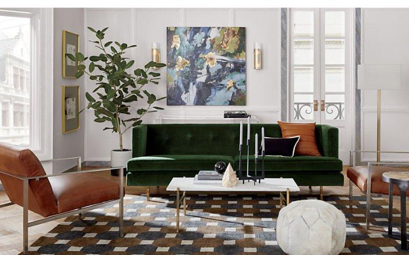 Chicago Apartments, CB2 Furniture