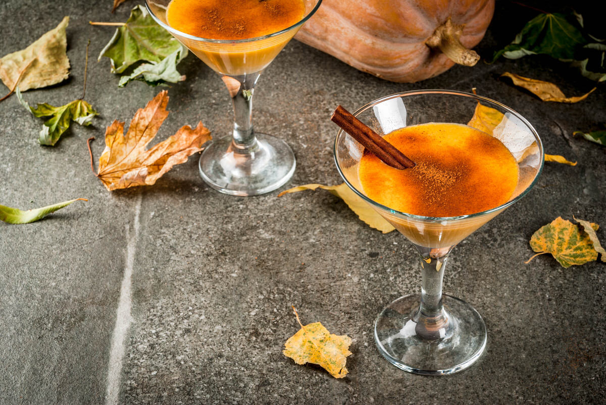 chicago apartments, fall cocktail recipes