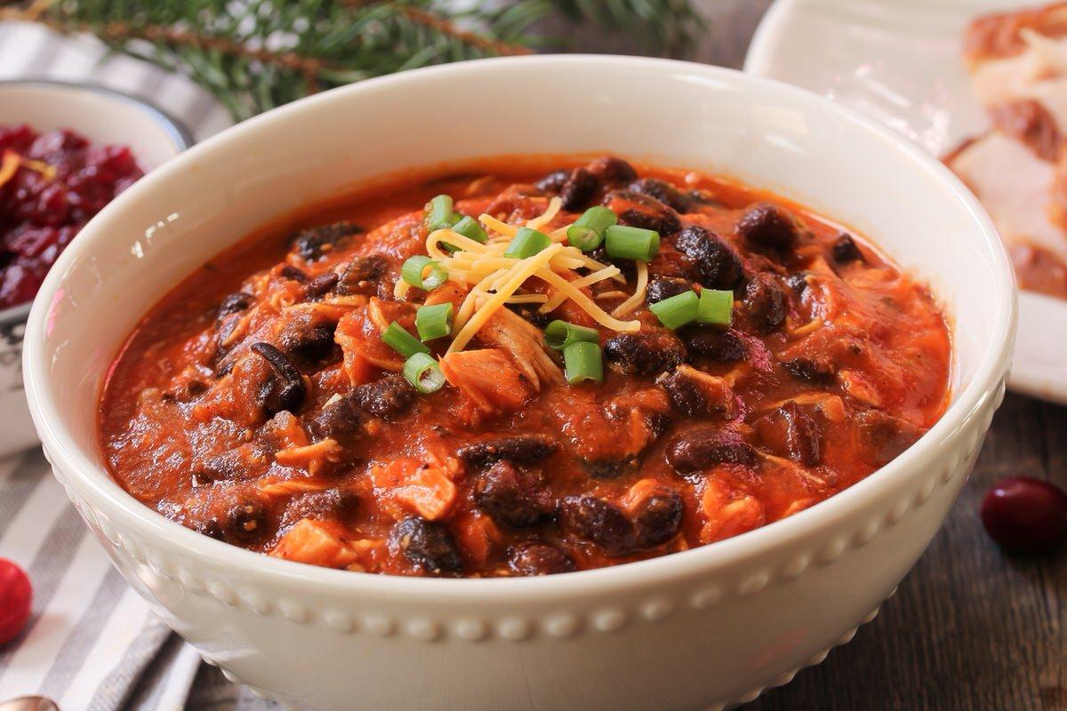 Meal Prep Ideas, Chicago Apartments, Turkey Chili Recipe
