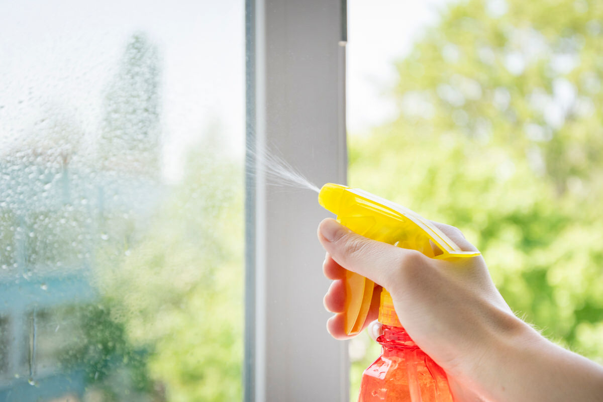 chicago apartments, window cleaning tips