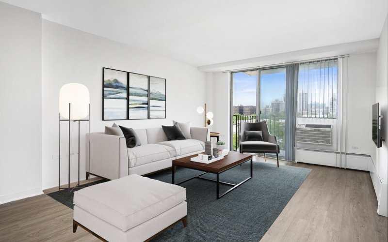 affordable apartment art