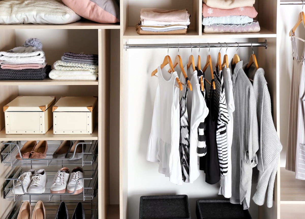 minimalist apartment living