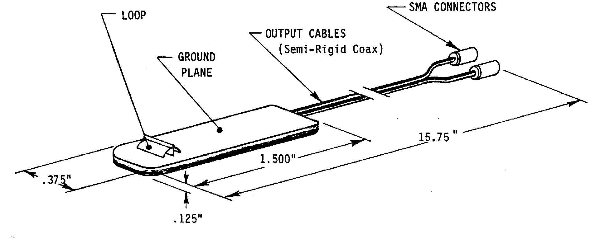 Ground Plane/Surface Current Type Magnetic Field (B-Dot
