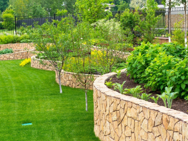 landscaping ideas beautify