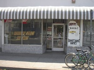 Broadway Comics And Cards