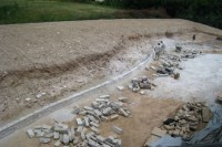 Dry Stacked Stone Walls | The Field