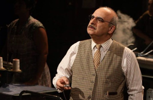 As Vernon Hines in Pajama Game