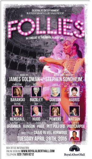 The Follies Poster