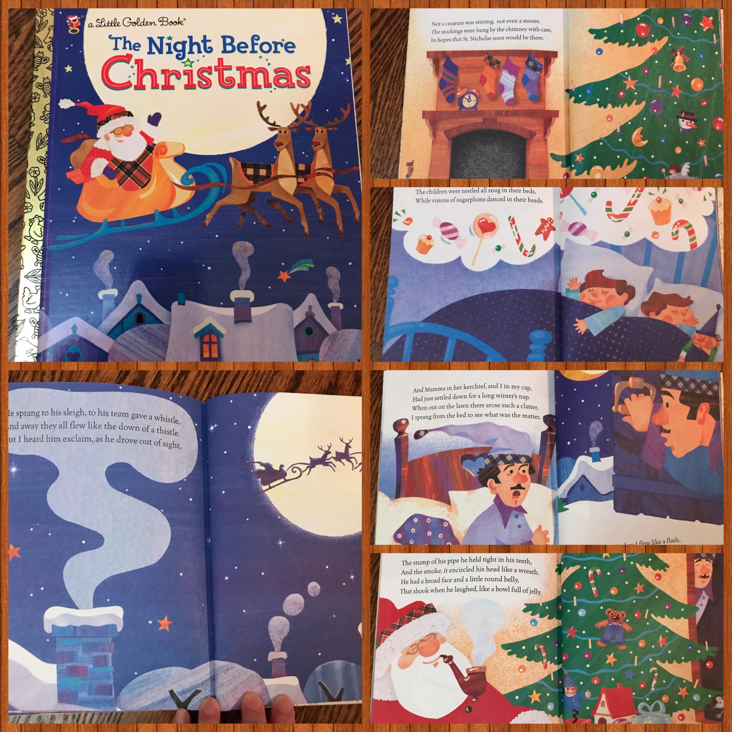 聖誕節繪本分享 | 3MP