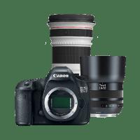Cameras & Lenses