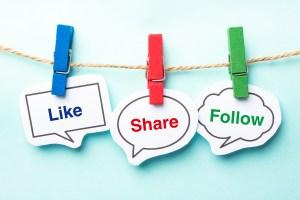 Social media - Image