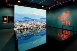 Tentoonstelling Azteken Stuttgart