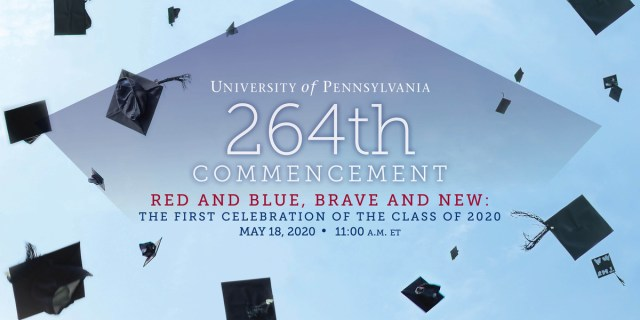 264th Commencement