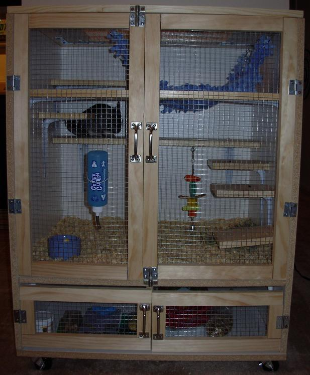 Cages Amp Ideas Sammis Chinchillas Amp Pet Supplies