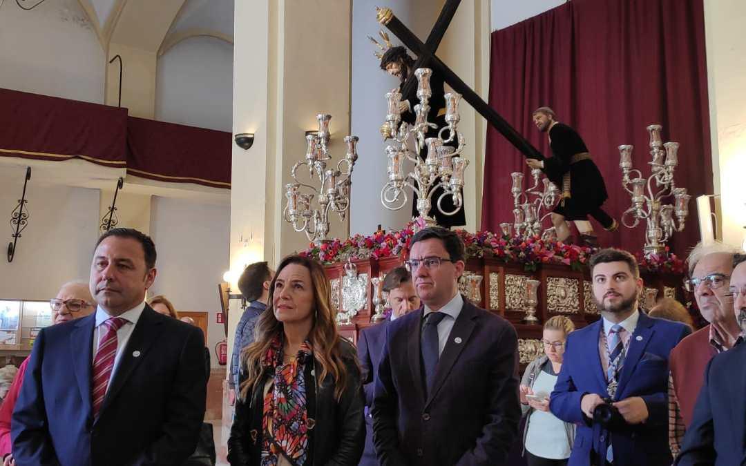 """Jiménez-Becerril:""""Las administraciones y las empresas sevillanas debemos trabajar conjuntamente para poner fin a la brecha salarial entre hombres y mujeres"""""""