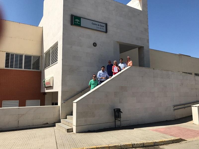 Patricia del Pozo Sanidad Lora del Río