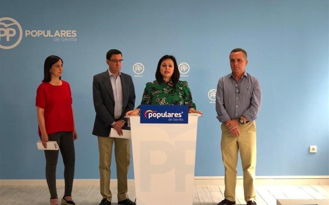 """Virginia Pérez: """"Junta ha hecho el presupuesto que llevamos 37 años esperando, riguroso, realista y ejecutable"""""""