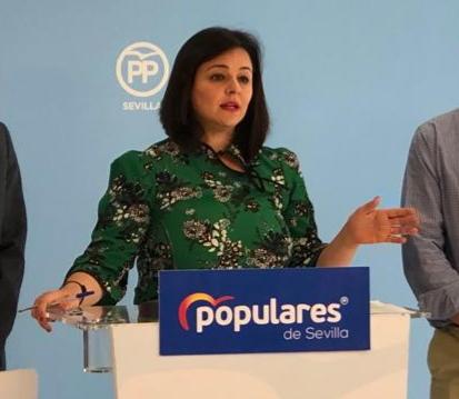 El PP señala a Verónica Pérez que la única línea roja del PP es la que ponga en riesgo el bienestar de los sevillanos, una línea que PSOE traspasó hace años