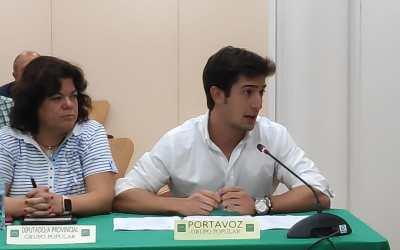 El PP reclama a la Diputación que asuma la titularidad de los caminos rurales de la CHG