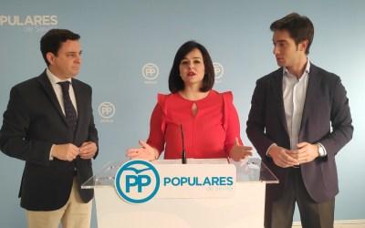 """Virginia Pérez: """"El Gobierno del Cambio es el que solo necesita 12 meses para resolver lo que el PSOE mantuvo abandonado durante 12 años"""""""