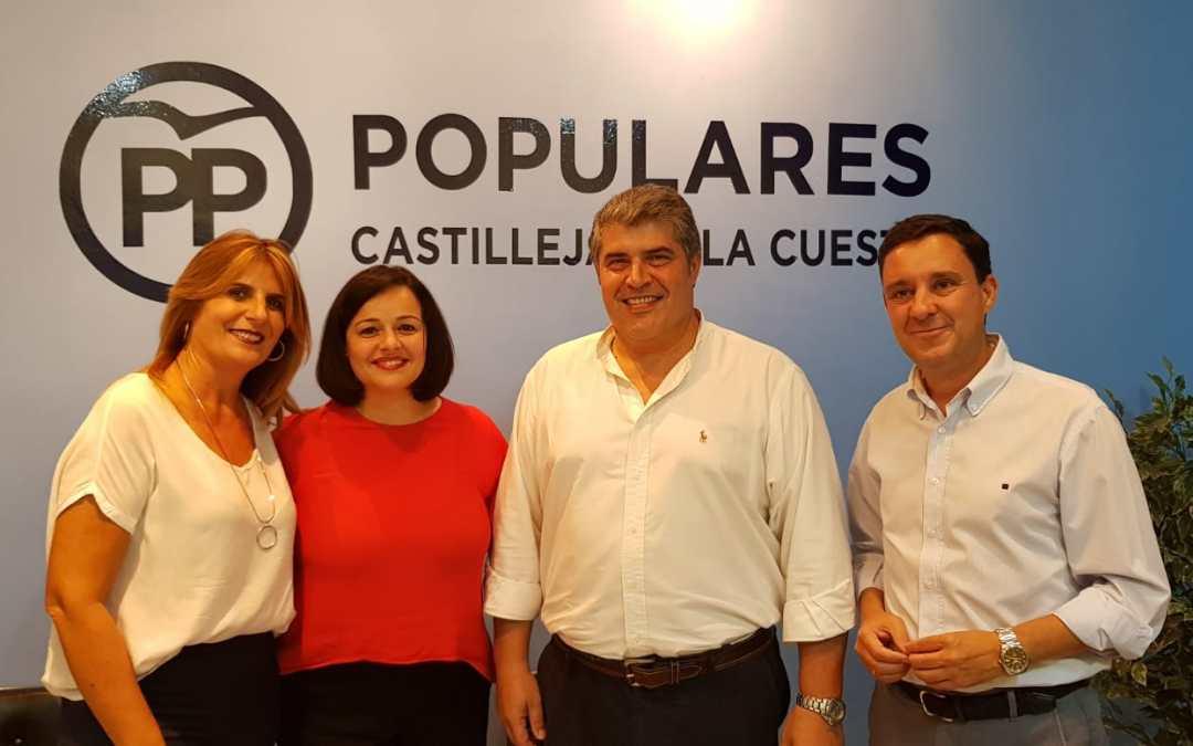 El PP de Sevilla elevará al Comité Electoral la propuesta de Jesús Rodríguez como candidato del PP a la Alcaldía