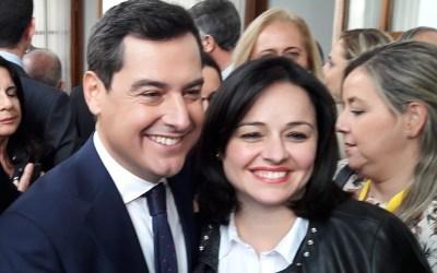 """Virginia Pérez: """"Estos presupuestos marcan el principio de una legislatura de grandes avances en lo social y económico para Sevilla y Andalucía"""""""