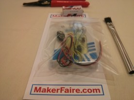 Making with bare conductive ink