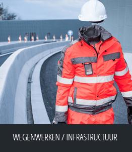 Wegenwerken / infrastructuur