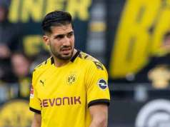 Emre Can advised Sancho why he should not go to Man United