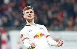 Turn: Liverpool give up Timo Werner Timo Werner