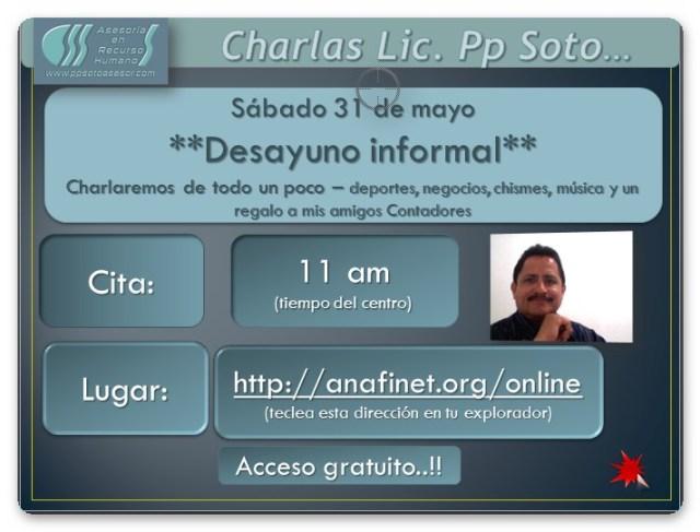charlas
