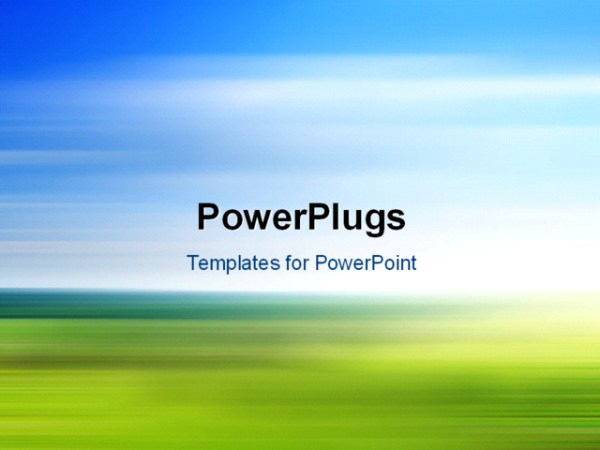 powerpoint template colorful