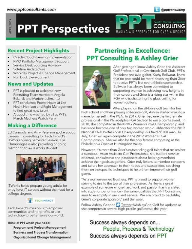 PPT Perspectives April 2019