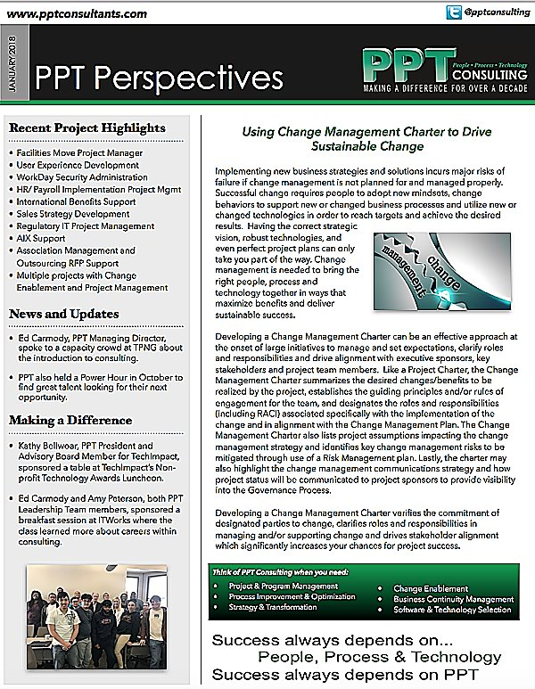 PPT Perspectives January 2018