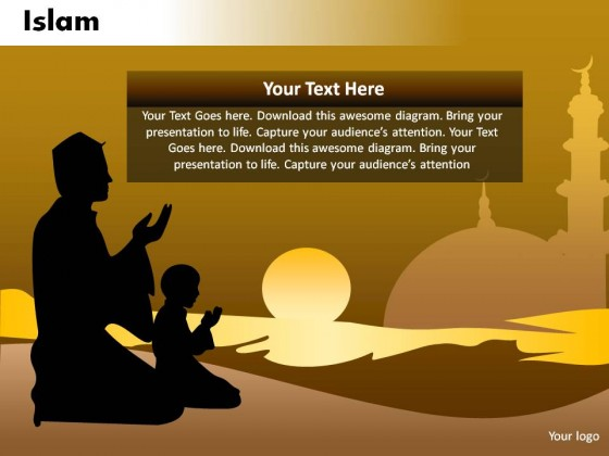Islam Powerpoint Presentation Slides