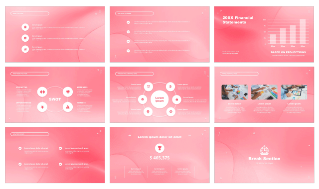Free PPT templates