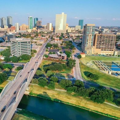 Move to Ft Worth Texas