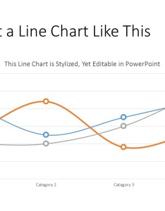 Line chart also create an editable stylized in powerpoint rh pptwiz wordpress