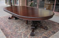 Dining Table: 11 Foot Dining Table