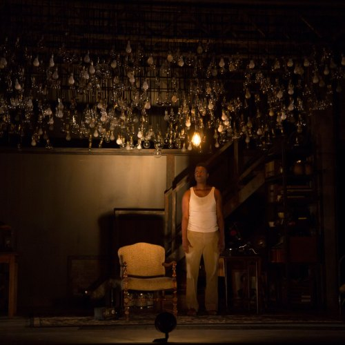 The Invisible Man - Lighting Design by ML Geiger - Photo: T Charles Erickson