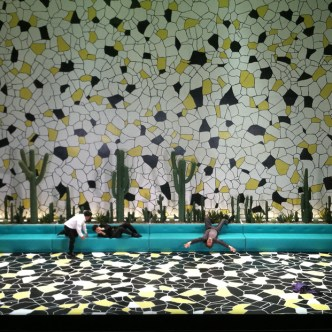 La Perichole, by Offenbach - Scenic Design by Paul Steinberg | New York City Opera 2013