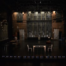 Hundred Days - Scenic Design by Kris Stone
