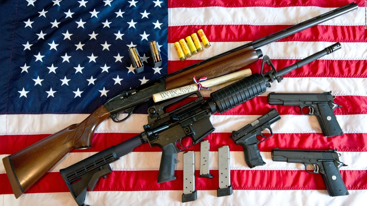 Why can't we legislate against guns? Some observations about American dysfunction.