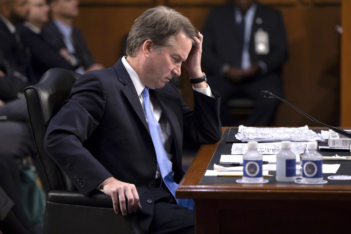 Is the Senate truly justified in considering Brett Kavanaugh's behavior when he was a teenager? {Reader's Question}