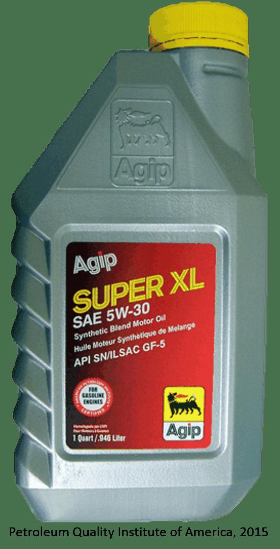 AgipSuperXLSAE5W30