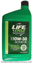 LifeCycleSAE10W30