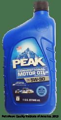 Peak5W30FrontFinished