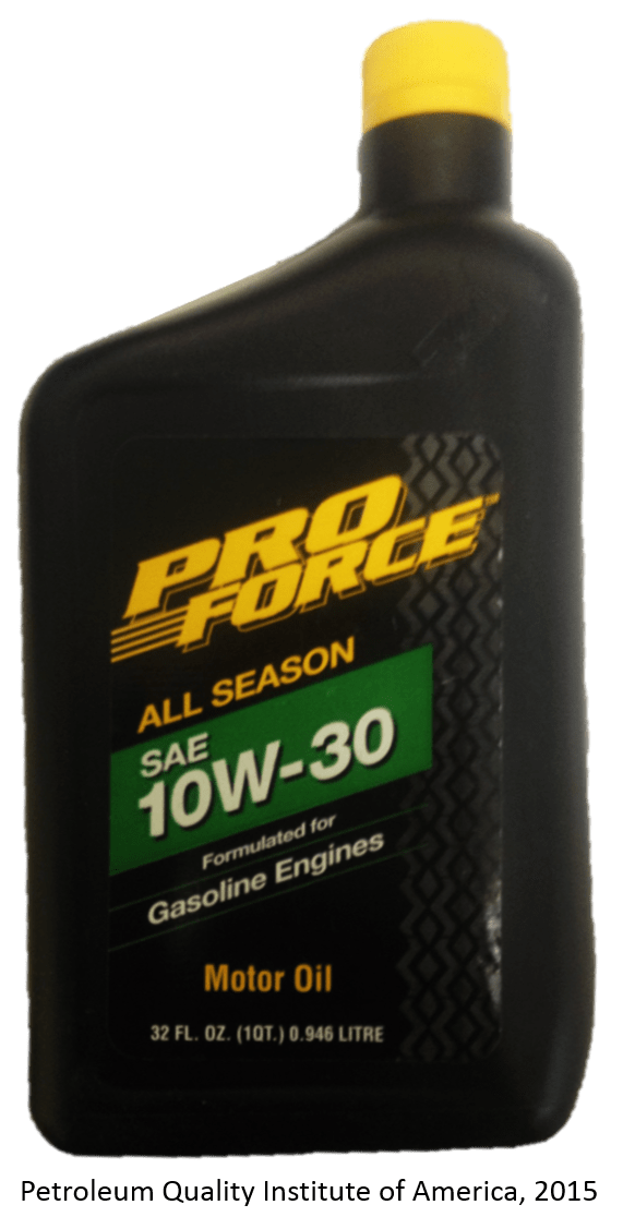 ProForce SAE 10W30 Front Finished