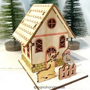 casita animales modelo 2